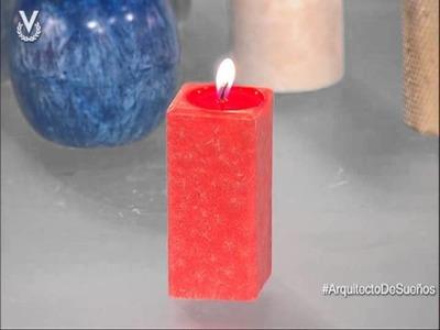 Arquitecto de Sueños - Feng Shui: La magia de las velas