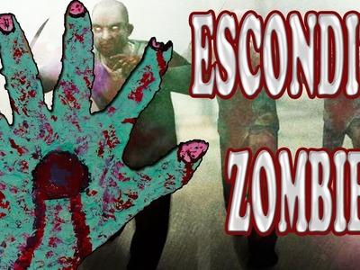 Como Hacer Un Escondite Secreto Zombie l Manualidades
