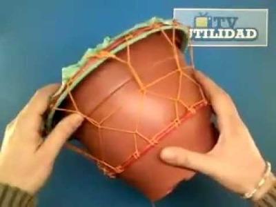 Cómo tensar un yembe o tambor africano