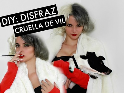 DIY: Disfraz Cruella De Vil | Fashaddicti