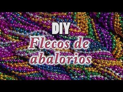 DIY-Flecos de abalorios