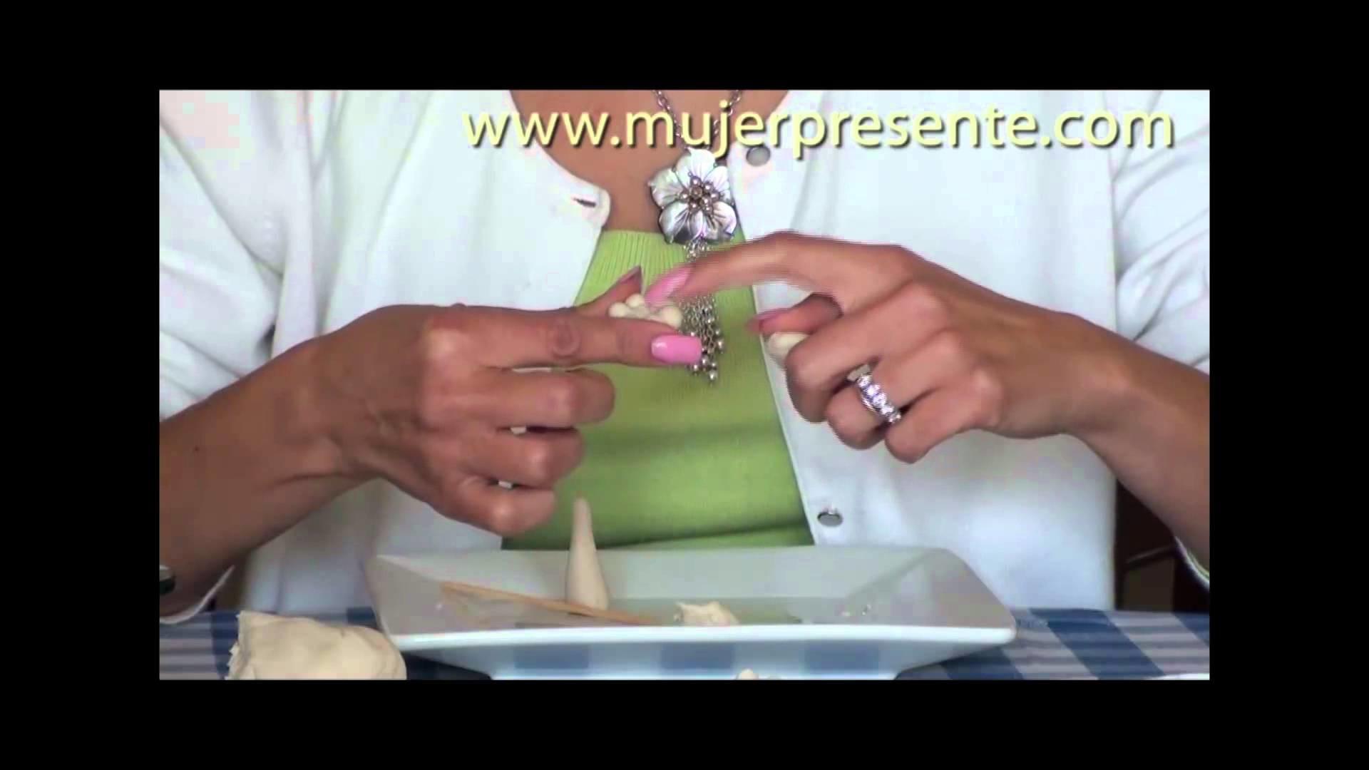 Manualidades con Beatriz Guajardo, Figuras de Pasta de Sal