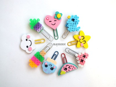 Manualidades KAWAII: DECORA tus CLIPS