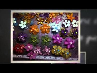 Sandalias Decoradas (Acrilicos) (www.alohacasadelarte.com)