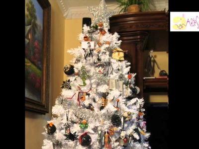 Arboles de navidad.  mucha variedad de estilos!!