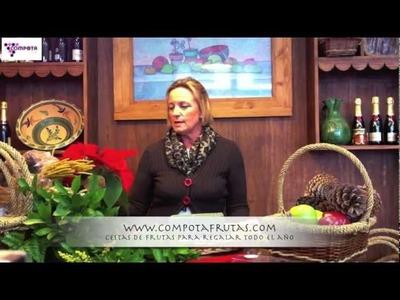 Decora tu casa en Navidad - Capitulo 1: Centros de Mesa Navideños