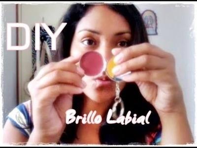 DIY. Hagamos brillo para labios humectantes Fácil ♥