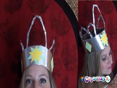 DIY Manualidades: Corona de Princesa