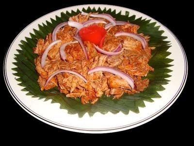 Receta de cochinita pibil exquisita y fácil de hacer - La receta de la abuelita