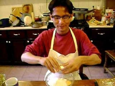 Cocinando con Yoshita - Pastel de Fresa. Parte I