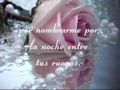 ƸӜƷGracias Mamá ♥ Manuel Bonilla (Con LETRA) ƸӜƷ