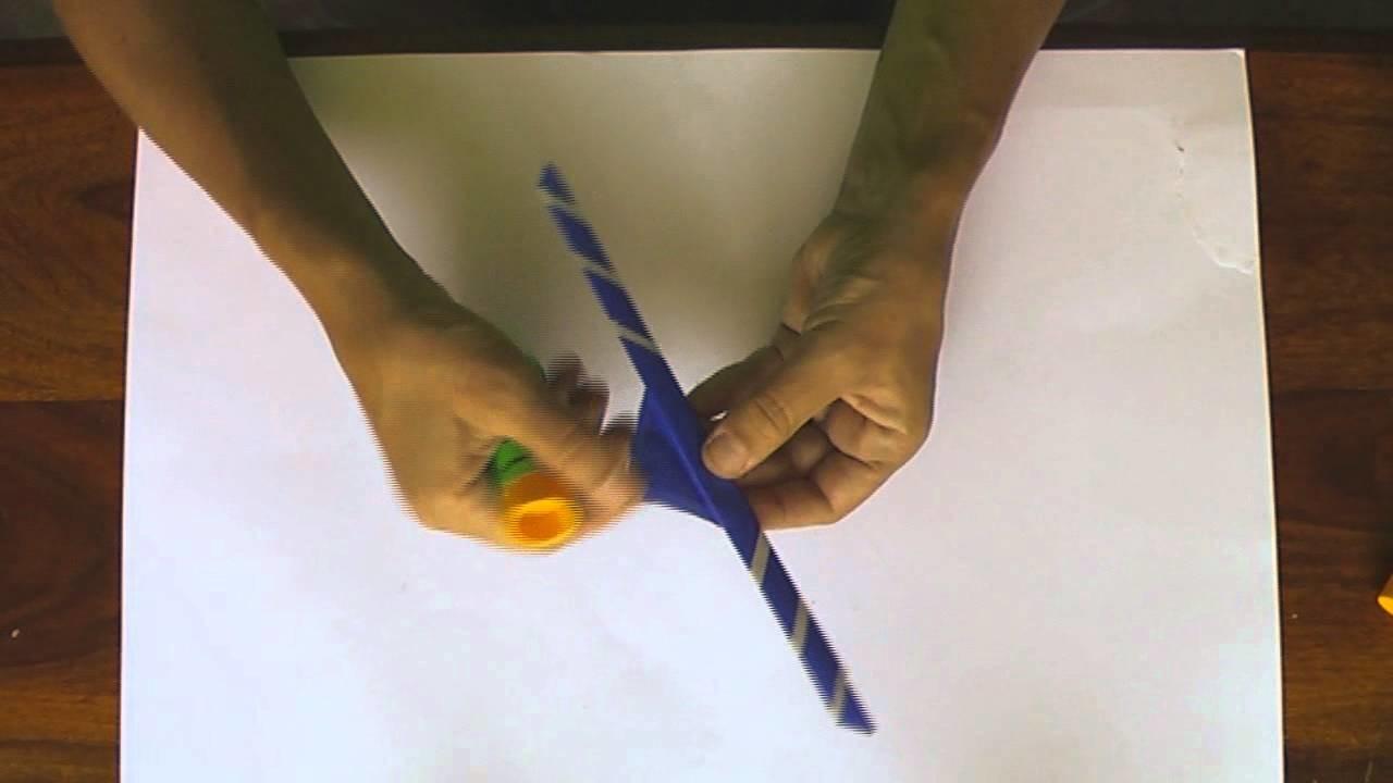 Manualidades - Pulsera de papel - Manualidades para todos