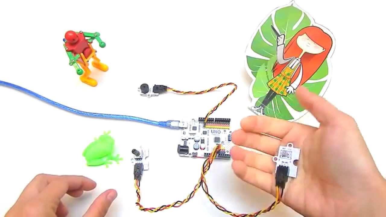 Bq Tutoriales DIY - bq Invento: Gaita Electrónica