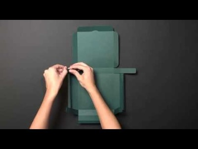 Cajas de Papel - Vídeo montaje ref. 2210 SelfPackaging