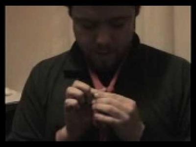 Como hacer un Nudo de Corbata