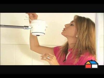 Cómo instalar una ducha eléctrica