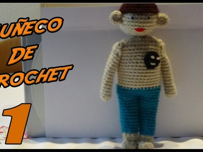 Muñeco de crochet Parte 1