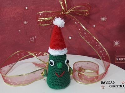 Árbol de navidad   Christmas   crochet