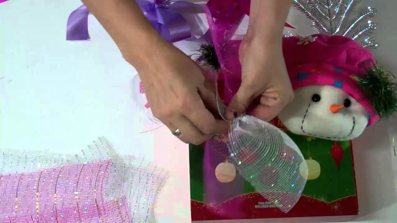 Como decorar caja de navidad.How to decorate christmas box