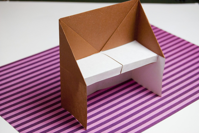 Como hacer un piano de papel origami Papiroflexia
