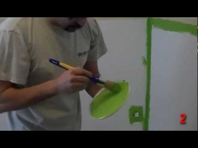 Como Pintar una Habitacion (completo)