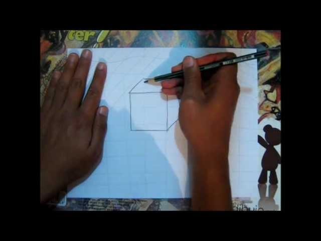 Curso de dibujo a lápiz cap. 2 (Selección del lápiz y trazo de lineas)