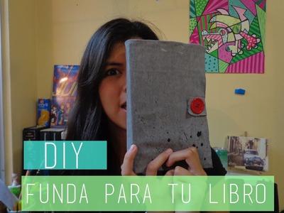 DIY: Funda para tus libros || LibrAry