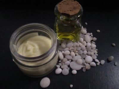 DIY: Receta de crema hidratante casera natural y superfácil.