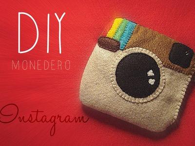 DIY Tutorial Monedero Instagram