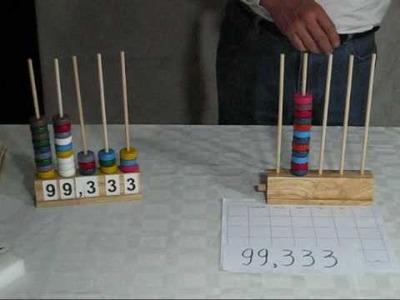 El Abaco Vertical y la Numeración Maya o Base 20.wmv