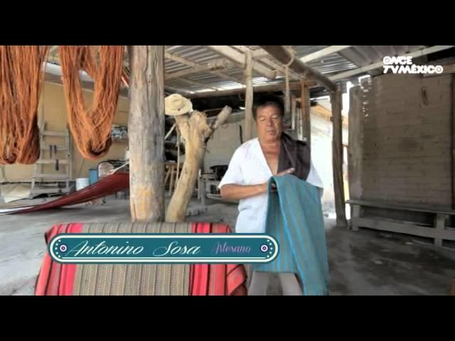 Manos de artesano - Textiles. Teotitlán del Valle, Oaxaca (13.09.2012)