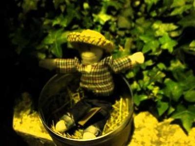 Muñeco de Año Viejo - Procedimiento