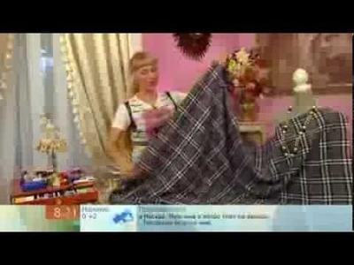 Como Hacer Un vestido Escoses Largo