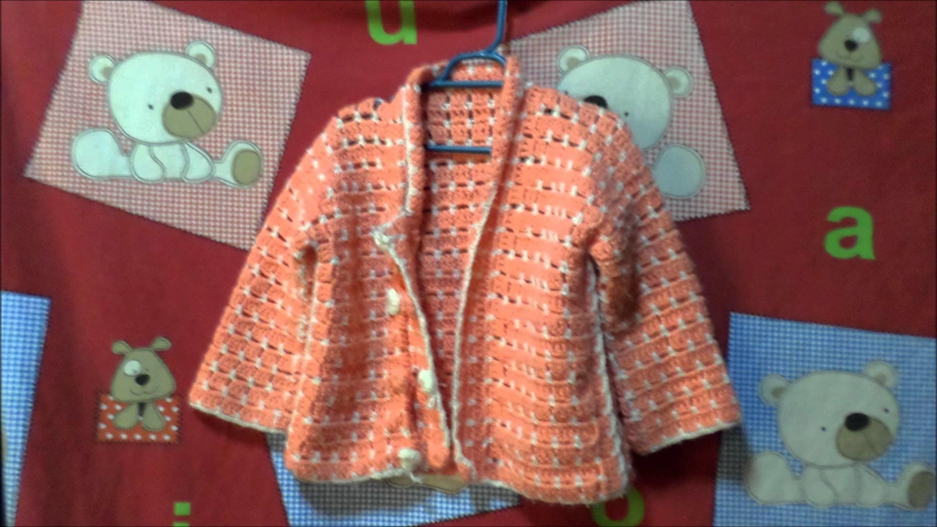 Crochet baby abrigo ,manteau de bébé au crochet,Häkeln Babymantel ,크로 셰 뜨개질 아기 외투,outfit