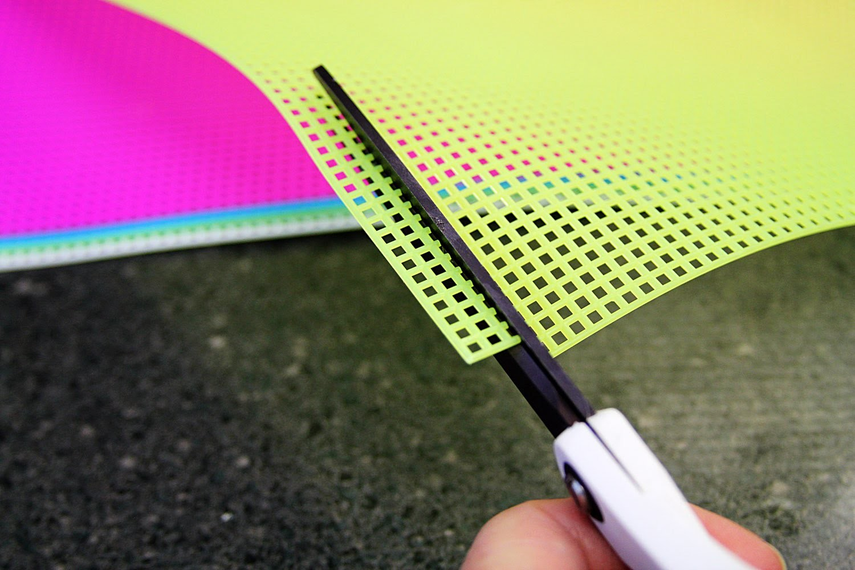 Cut-Plastic Canvas