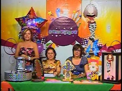 Detalles Magicos especial de 2 horas Invitadas Ro-Ro,Aleida , joana y Kili Lazos parte 1