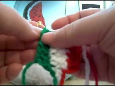 DIY Como hacer unos broches de la bandera de México