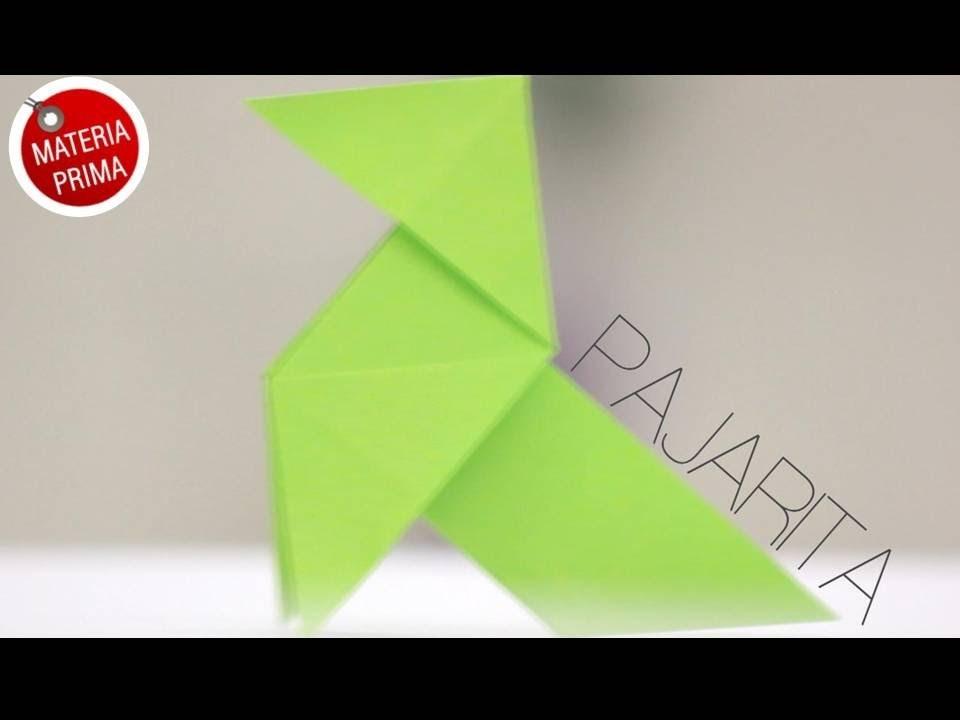 Pajarita de Origami. Paper bowtie