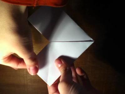 Papiroflexia: cómo hacer un corazón y un avión de papel