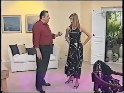 Puntos y Puntadas 39. Vestido Español con Godets. Moldería. Hermenegildo Zampar.
