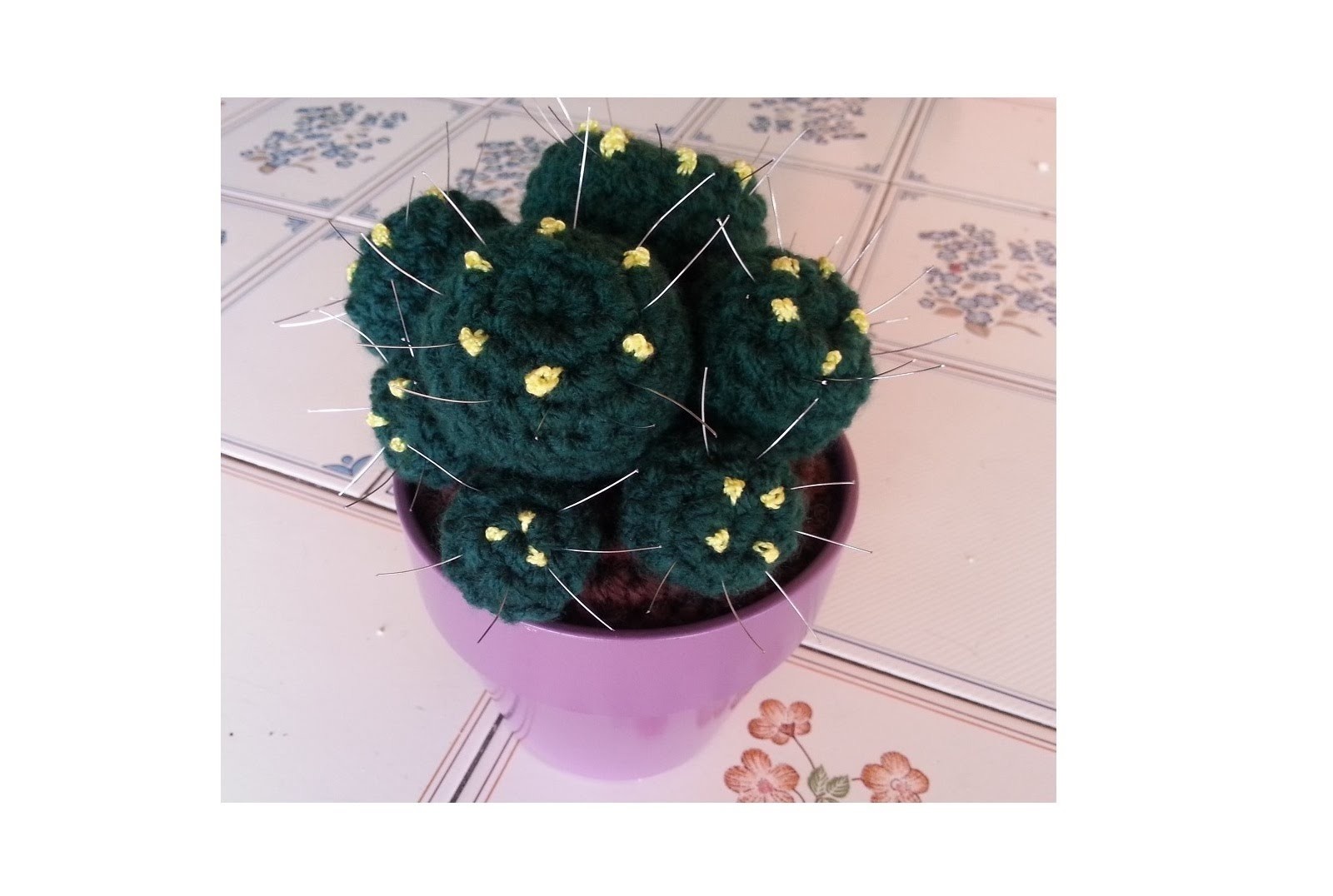 Tutorial crochet.ganchillo, cactus bolitas