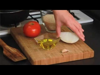 Arroz rojo - How to make Spanish Rice