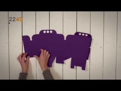 Caja Feliz - Vídeo de montaje ref. 2249 SelfPackaging