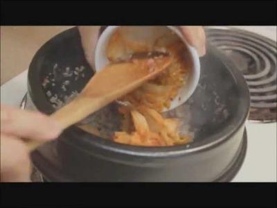 Comida Coreana: como hacer kimchi jjigae