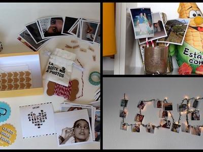 DIY con fotos ♥ Ideas para decorar tu habitación | Gadorvision