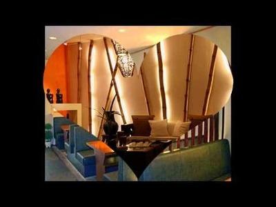 Ideas decoración con bambú