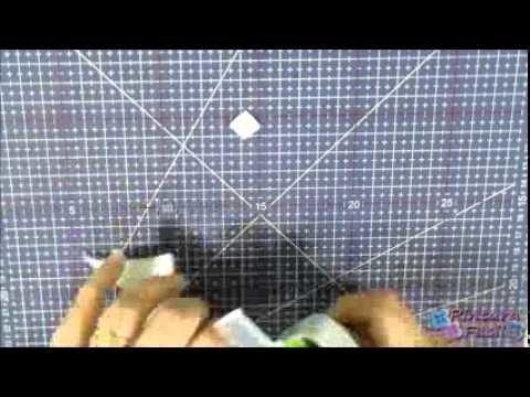 Libro De Pintura Para Navidad-Como hacer Espumas Dimensionales DIY how to foam pads Tutorial Scrapbo