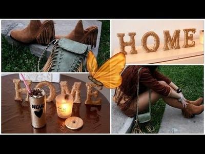 INSPIRACIONES OTOÑO *Outfit, DIY Deco, Chocolate Mint* |BeautyStylo