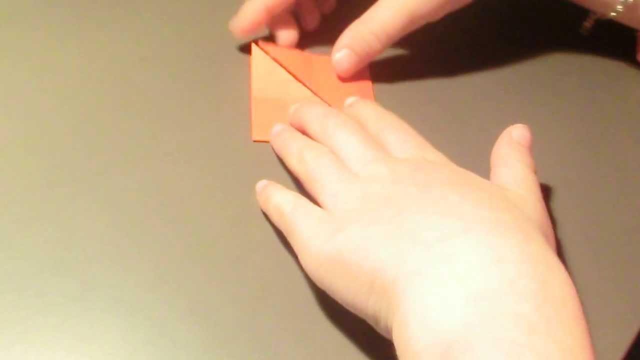 Como hacer corazones de papel & paper heart