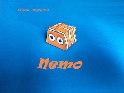 Paper Toys. Origami - Papiroflexia. Nemo.
